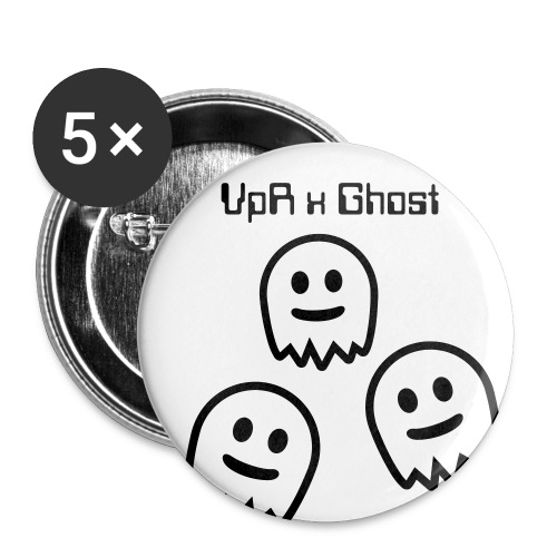 VpR x Ghost Pins  - Buttons medium 32 mm
