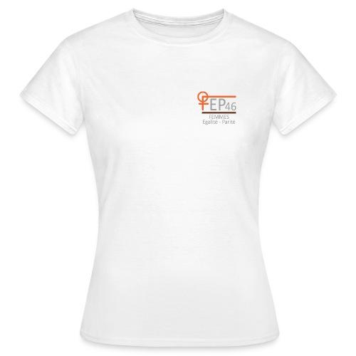 T-Shirt Fille Basic - T-shirt Femme