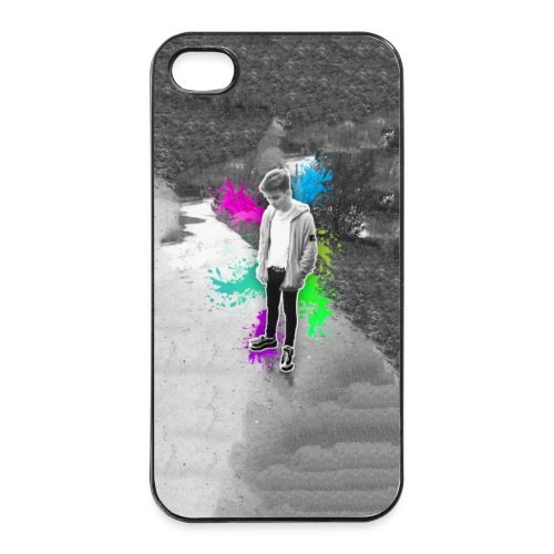 Clarky Iphone 4/4s Case - iPhone 4/4s Hard Case