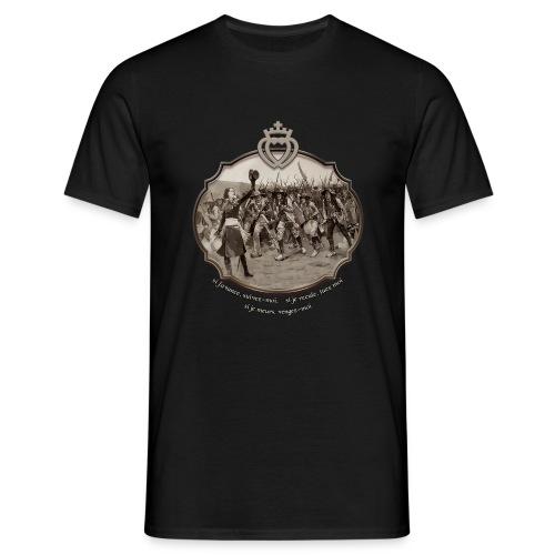 Guerres de vendée_01 - T-shirt Homme
