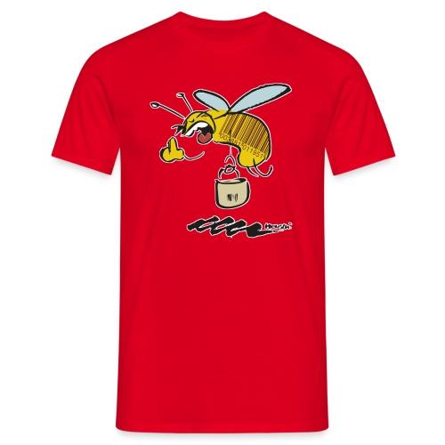 bienenwahnsinn 2 - Männer T-Shirt