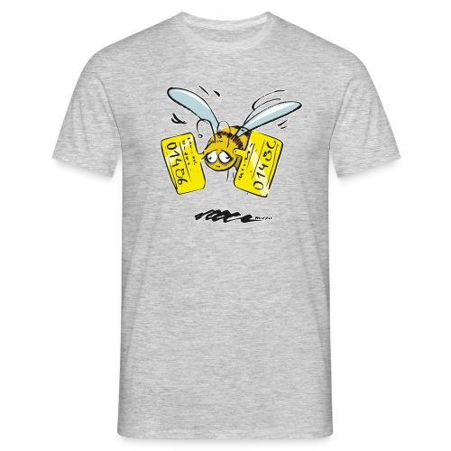 bienenwahnsinn 1 - Männer T-Shirt