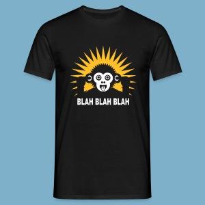 Blah Blah Blad - Männer T-Shirt