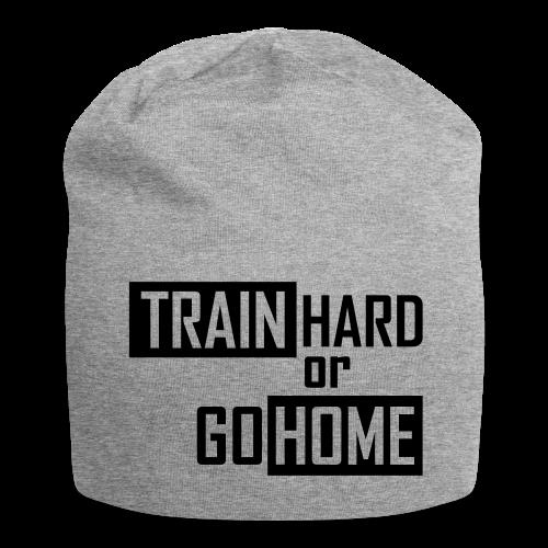 Train hard Beenie - Jersey-Beanie