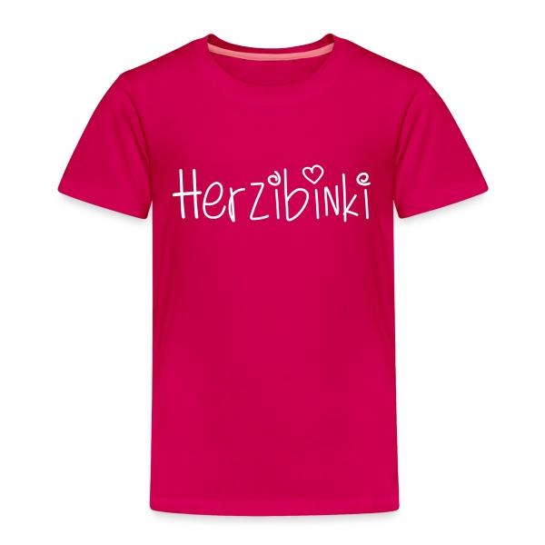 394f0dc94d5d Herzibinki - Kinder Premium T-Shirt   Heazibinki   Motive   Gscheade Leibal