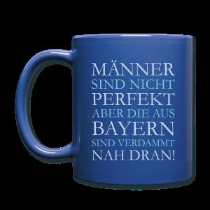 Die Männer aus Bayern (Hellblau)