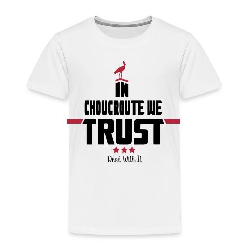 Tshirt Enfant blanc - T-shirt Premium Enfant