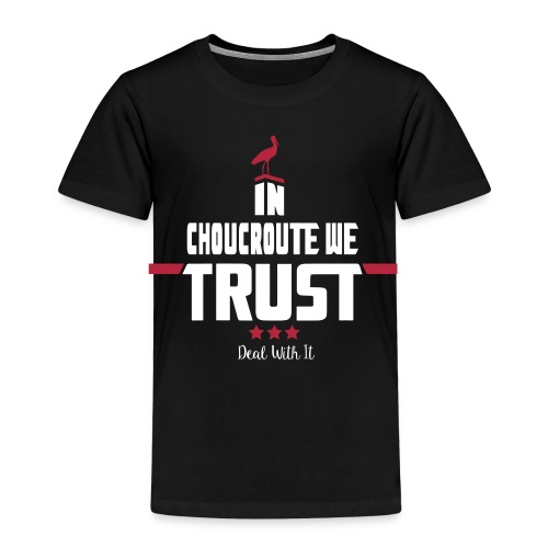 Tshirt Enfant noir - T-shirt Premium Enfant