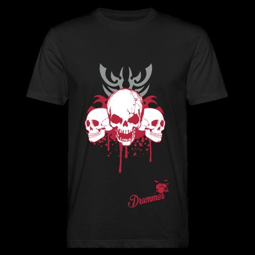 Bloody Skulls - Men's Organic T-Shirt