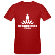 T-Shirts ~ Männer Bio-T-Shirt ~ GERMANY-Bio-Flock-1/1-Men