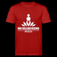 T-Shirts ~ Männer Bio-T-Shirt ~ Merzig-Bio-Flock-1/1-Men
