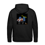Pullover & Hoodies ~ Männer Premium Kapuzenpullover ~ gasgasvollgas Kapuzenjacke