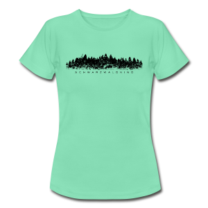 Schwarzwaldkind T-Shirt - Frauen T-Shirt