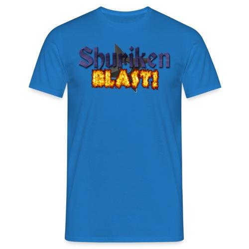 Men's ShurikenBlast! T-Shirt - Men's T-Shirt