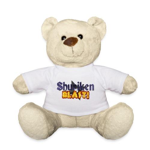 ShurikenTed! - Teddy Bear