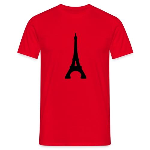 Eiffelturm Paris T-Shirt - Männer T-Shirt