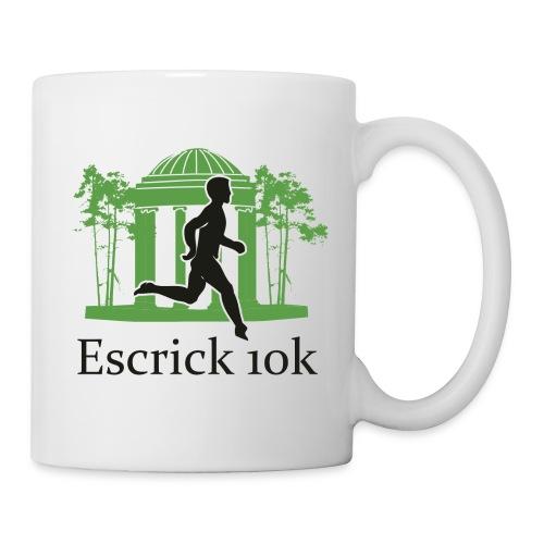 Escrick 10k mug - double sided - Mug