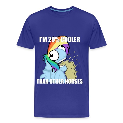 BC5 Crappy RD Meme Shirt - Mens - Men's Premium T-Shirt