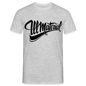 Ill Material tee - Mannen T-shirt