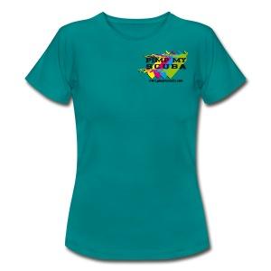 Pimp my Scuba Shirt Damen - Frauen T-Shirt