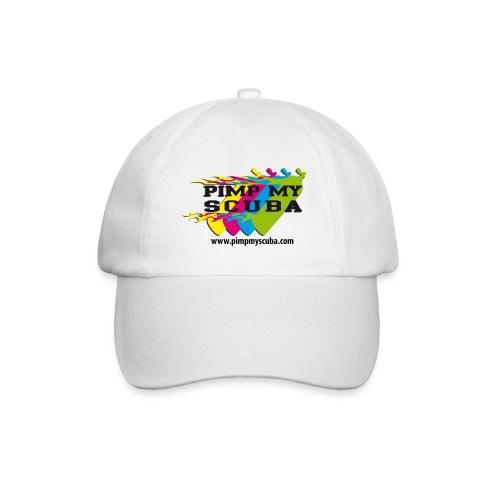 Pimp my Scuba Cap - Baseballkappe