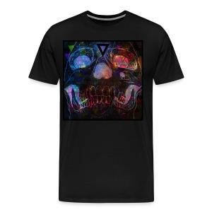 Miesten t-paita Illuminaatti II - Miesten premium t-paita
