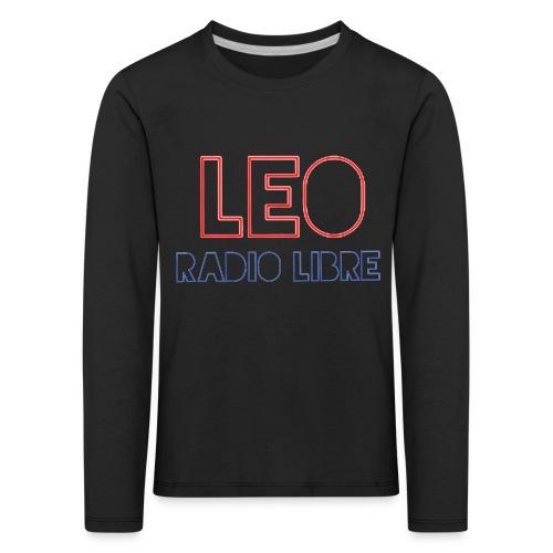 T-Shirt Manches Longues Enfant LRL - T-shirt manches longues Premium Enfant