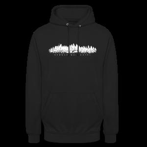 Schwarzwaldmädel (Weiß) Hoodie - Unisex Hoodie