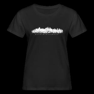 Schwarzwaldmädel (Weiß) Bio T-Shirt - Frauen Bio-T-Shirt