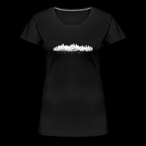 Schwarzwaldmädel (Weiß) S-3XL T-Shirt - Frauen Premium T-Shirt