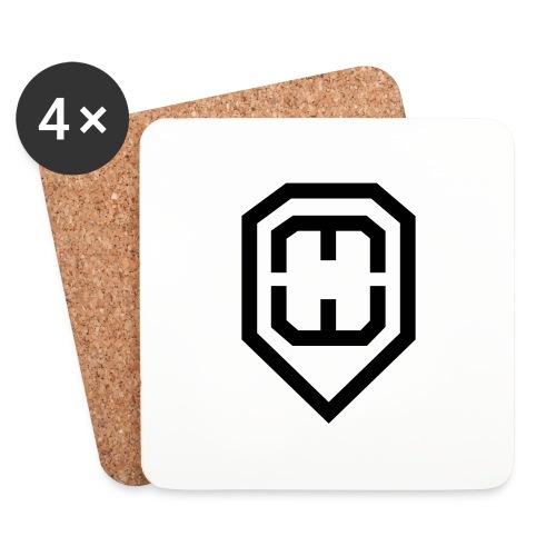 MIGHTY WRIGHTY COASTERS - Coasters (set of 4)