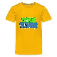 T-Shirts ~ Teenager Premium T-Shirt ~ don't touch - Kind