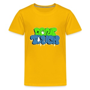 don't touch - Kind - Teenager Premium T-Shirt