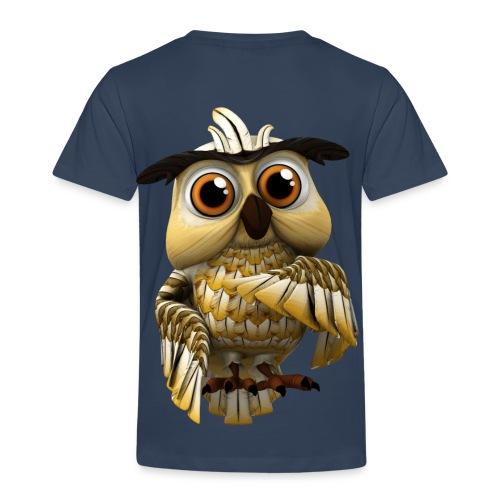Tee Shirt premium enfant - Hibou - T-shirt Premium Enfant
