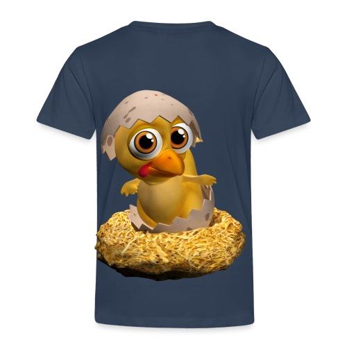 Tee Shirt premium enfant - Pitit poussin - T-shirt Premium Enfant