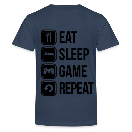 Tee Shirt premium ADO - T-shirt Premium Ado