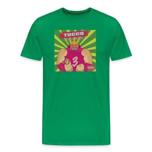 TUCCO FAJITAS ET PETASSES YEUKS - T-shirt Premium Homme