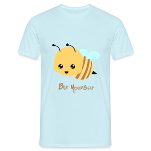 Bee Yourself - Herre-T-shirt - Herre-T-shirt