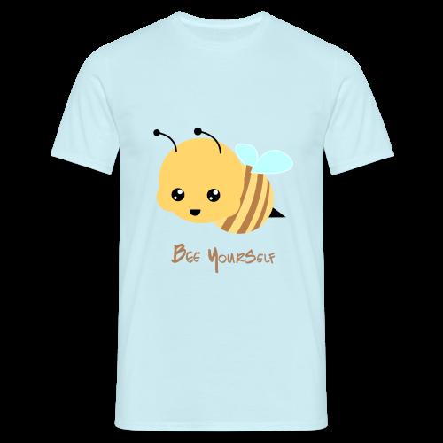 Bee Yourself - Herre-T-shirt - Herre-T-shirt