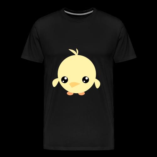 Chicky - Herre premium T-shirt - Herre premium T-shirt