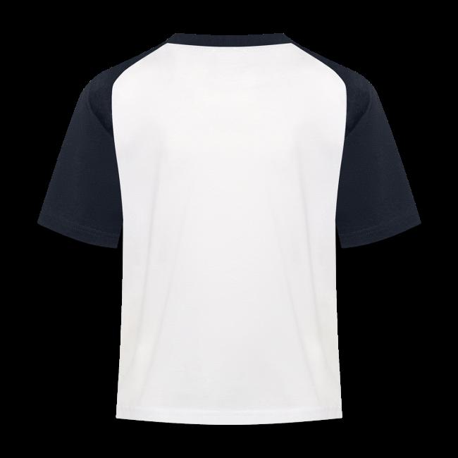Nessy Pink - Baseball T-shirt til børn