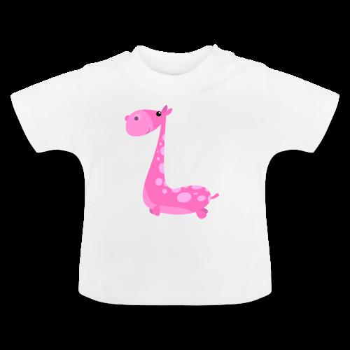Nessy Pink - Baby T-shirt - Baby T-shirt