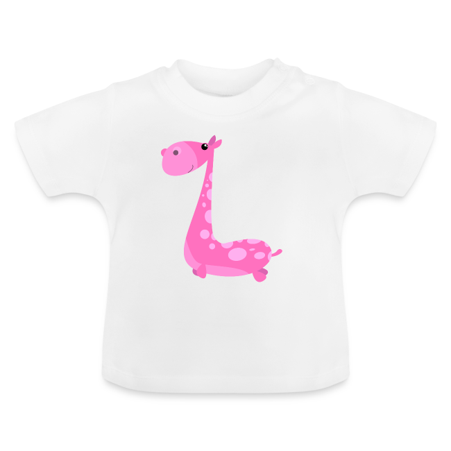 Nessy Pink - Baby T-shirt