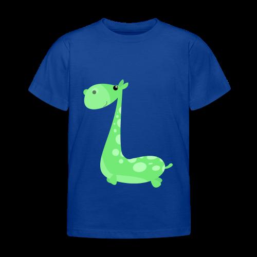 Nessy Green - Børne-T-shirt - Børne-T-shirt