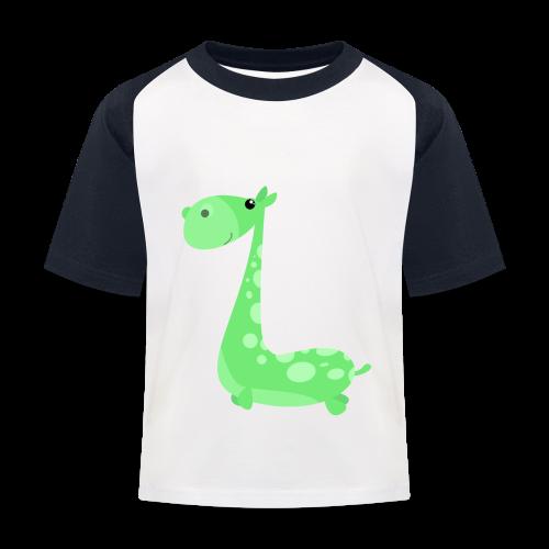 Nessy Green - Baseball T-shirt til børn - Baseball T-shirt til børn
