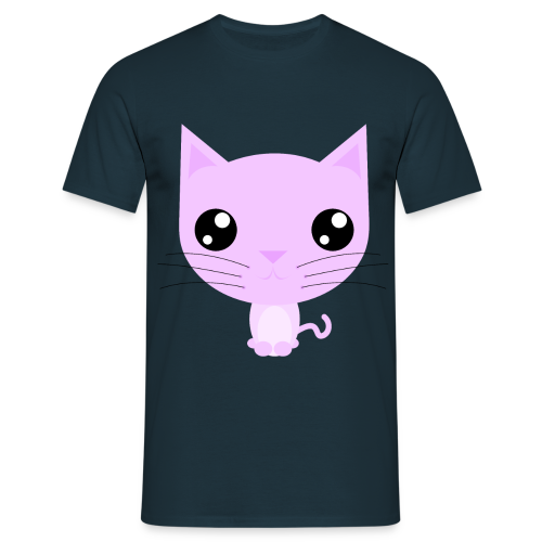 Purdy Kitty - Herre-T-shirt - Herre-T-shirt