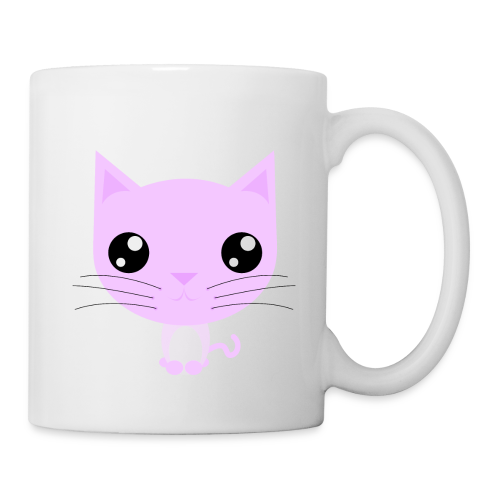 Purdy Kitty Pink - Kop/Krus - Kop/krus