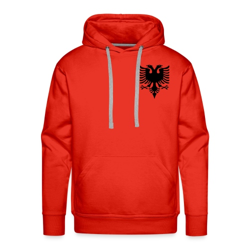 Albanien  Kapuzenpullover - Männer Premium Hoodie