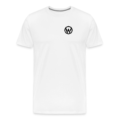 WLYP Plain White Shirt - Men's Premium T-Shirt