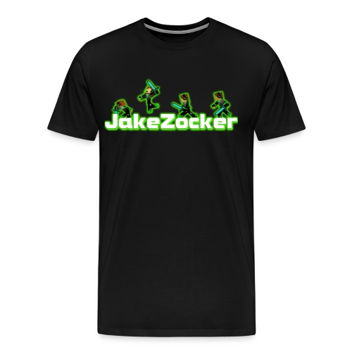 JakeZocker T-Shirt/M - Männer Premium T-Shirt